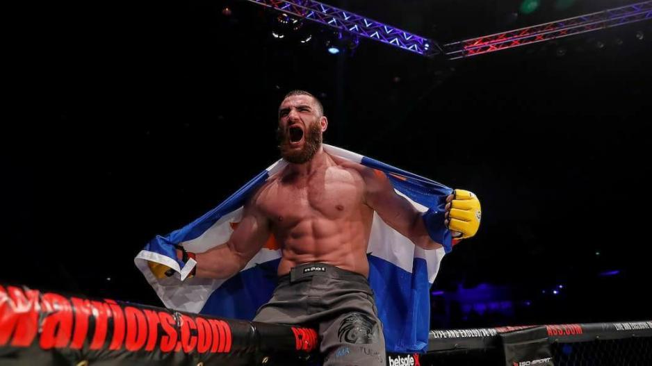 Ανδρέας Τρικωμίτης: Απώτερος μου στόχος το UFC (BINTEO)