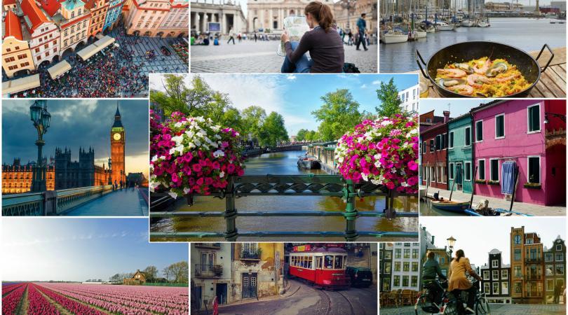 Πού να πας ταξίδι φέτος το Πάσχα στην Ευρώπη