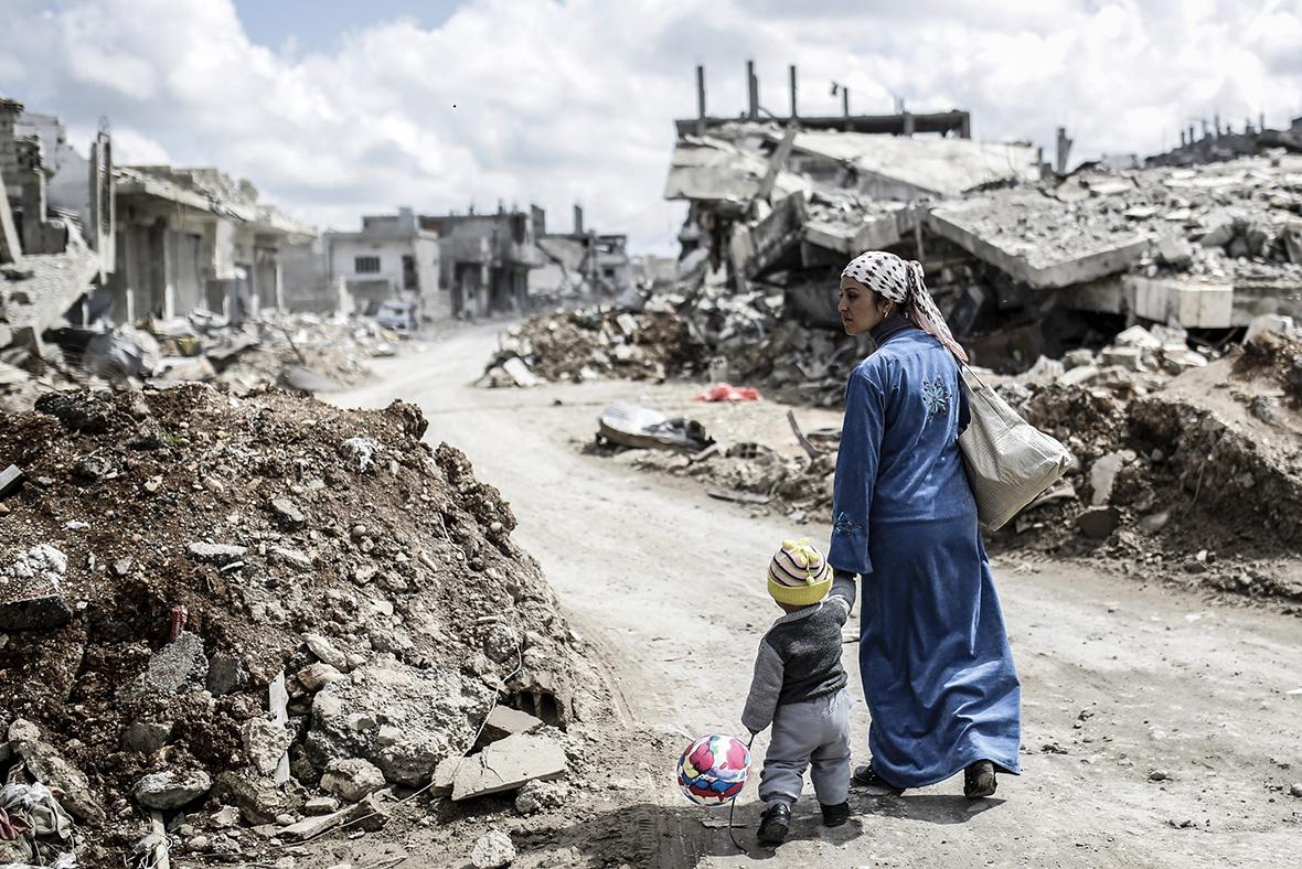 Αντιπολεμικό κάλεσμα για τη Συρία και την ανθρωπότητα