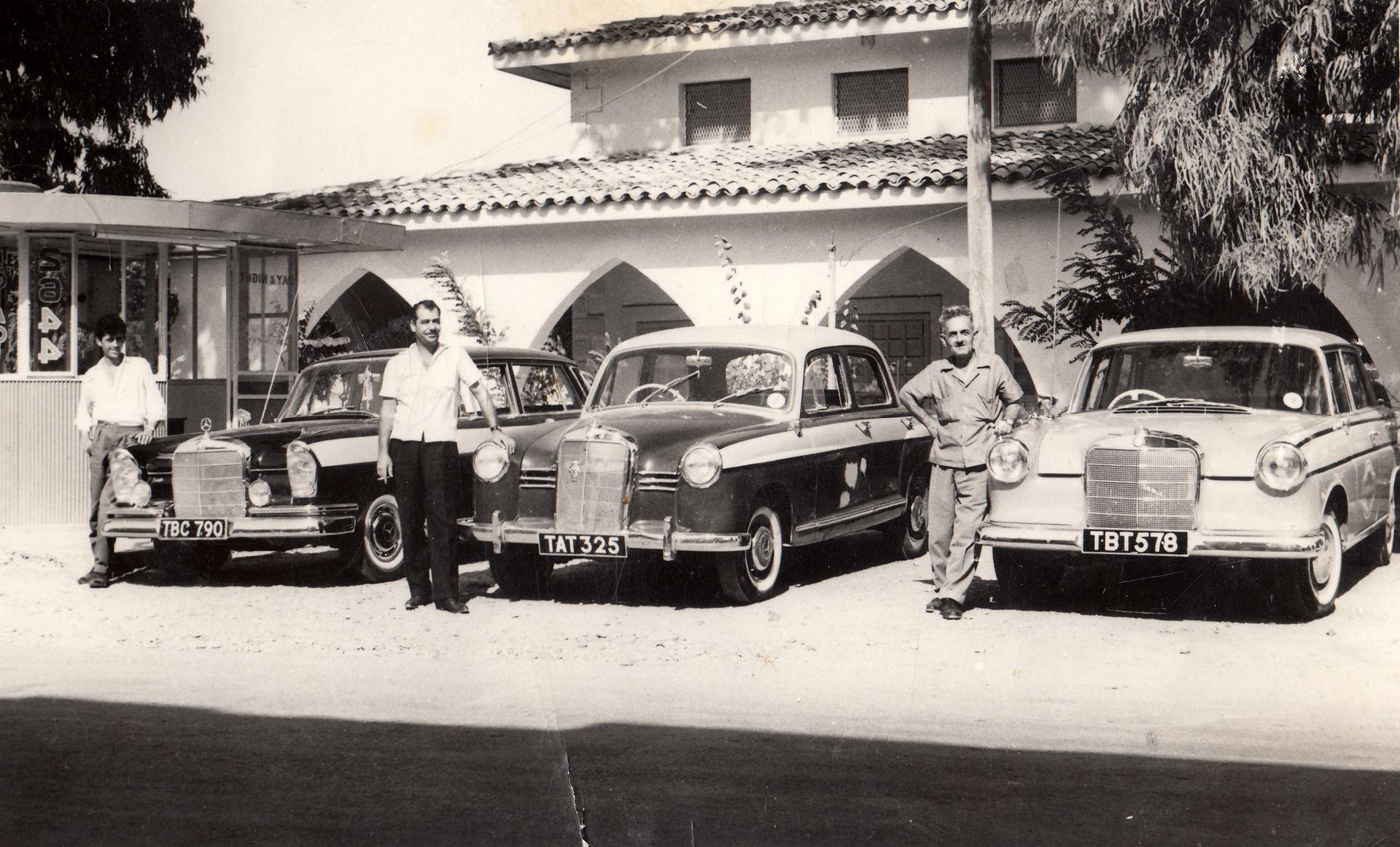 ΠΕΡΕΝΤΟΣ STORIES: Κύπρος Λουκά (1928-2011) – Ένας αλλιώτικος ταξιτζής