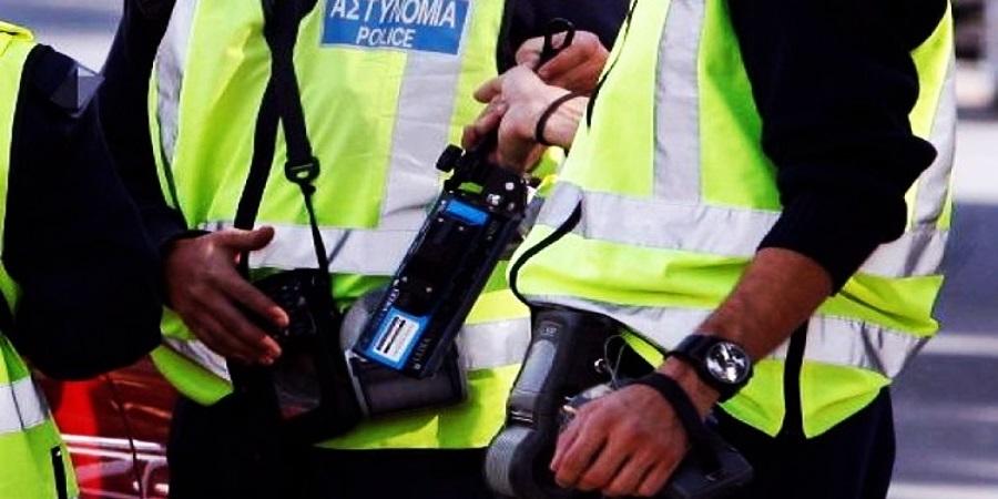 ΚΥΠΡΟΣ: Στους δρόμους για μια εβδομάδα όλη η δύναμη της Αστυνομίας
