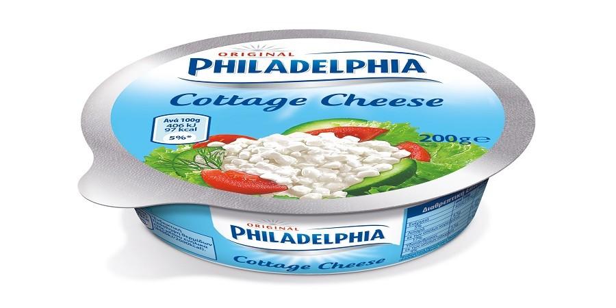Ανάκληση του τυριού Cottage Cheese Philadelphia