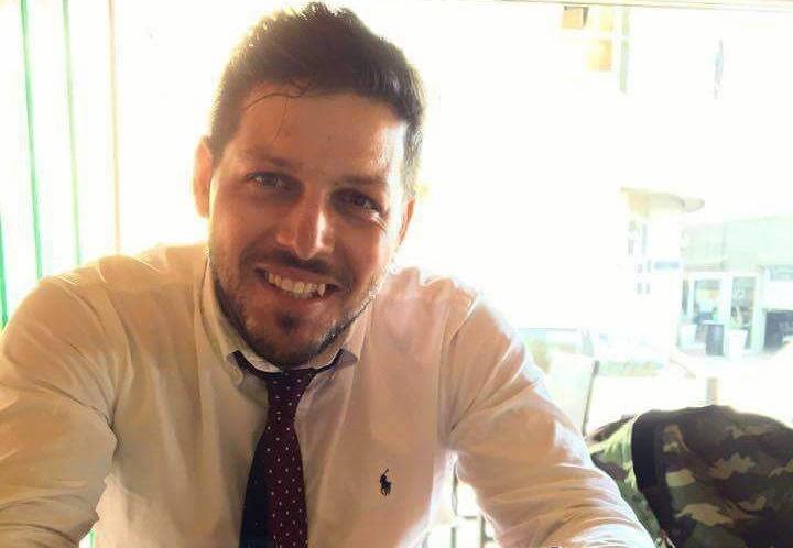 O Ανδρέας Τταουξιής από τη Λάρνακα είναι το νεαρότερο άτομο στην ηγεσία του ΔΗ.ΣΥ (pic)