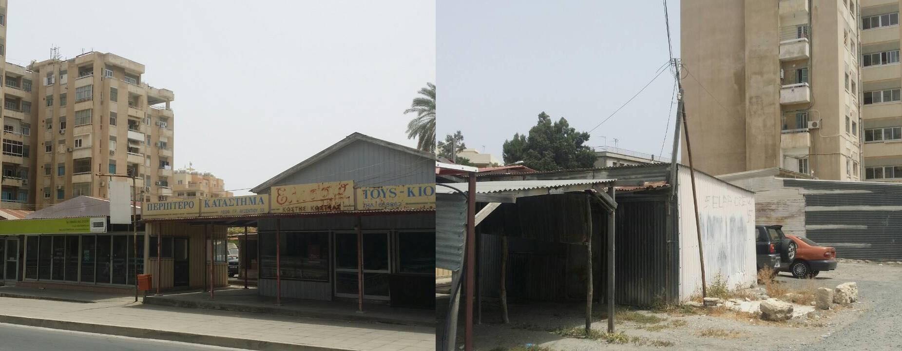 Ο Σκαλιώτης εντόπισε την «παραγκούπολη» της Λάρνακας και σχολιάζει…(pics)