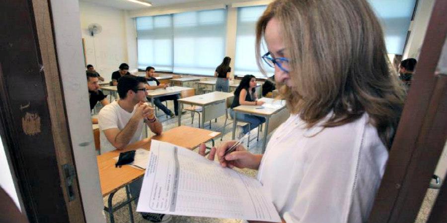 Έναρξη Παγκυπρίων Εξετάσεων – Στα θρανία χιλιάδες μαθητές