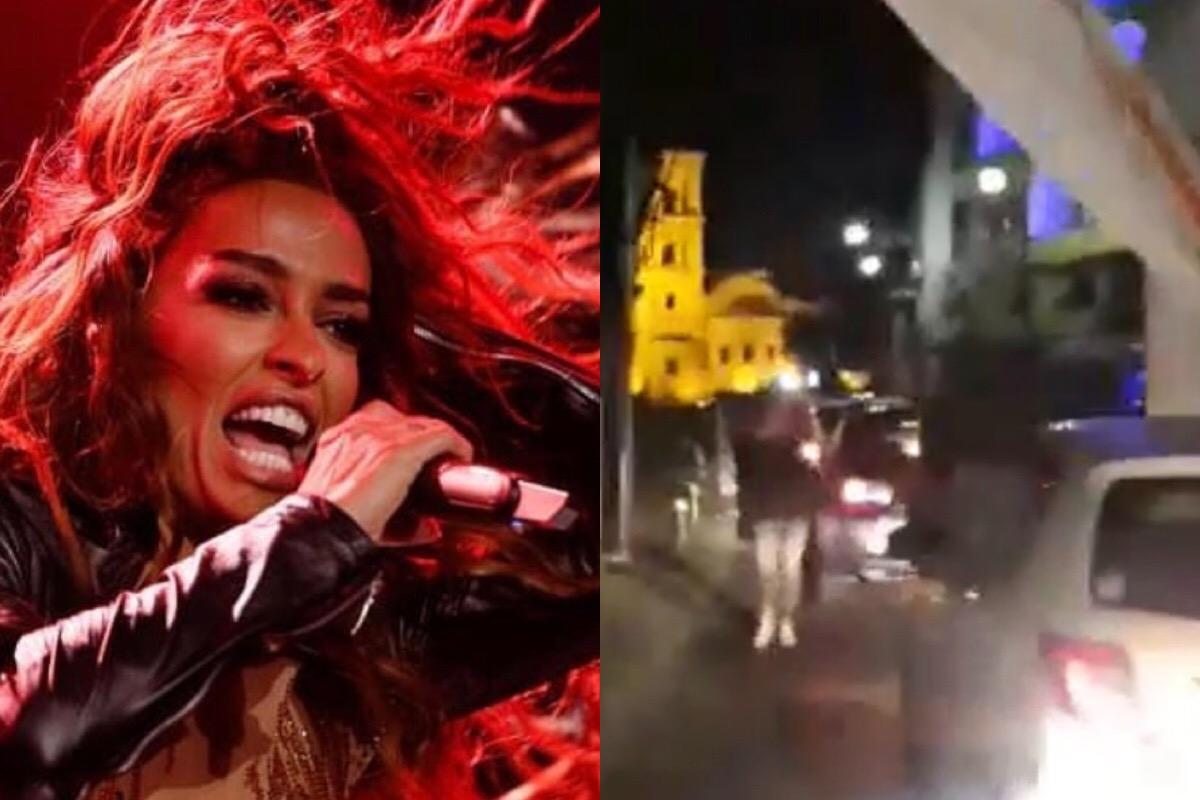 2η η Φουρέιρα και η Λάρνακα βγήκε στους δρόμους! ( vid)