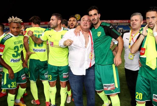 Καραπατάκης: «Όσο είμαι στην προεδρία, η ΑΕΚ θα είναι πρωταγωνίστρια»!