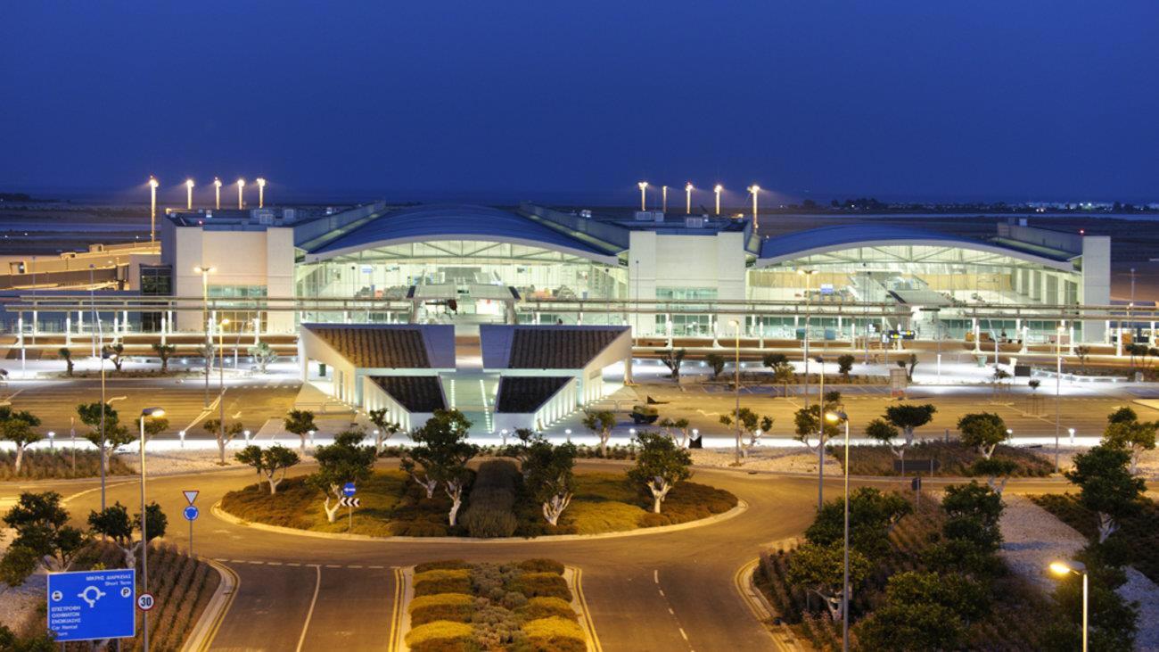 ΛΑΡΝΑΚΑ : Τον συνέλαβαν στο Αεροδρόμιο