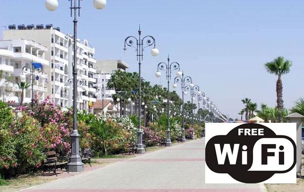 Ο Δήμος Λάρνακας και άλλες κοινότητες της πόλης ζητούν δωρεάν Wi-Fi