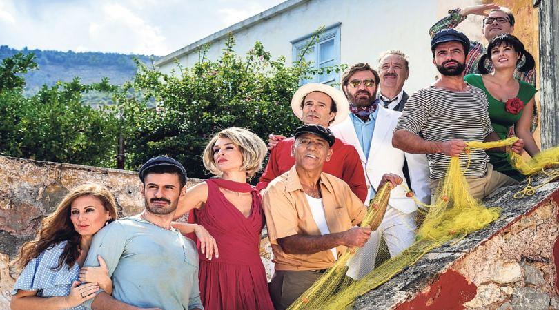 """Το μιούζικαλ """"Γοργόνες και Μάγκες"""" έρχεται στη Λάρνακα"""