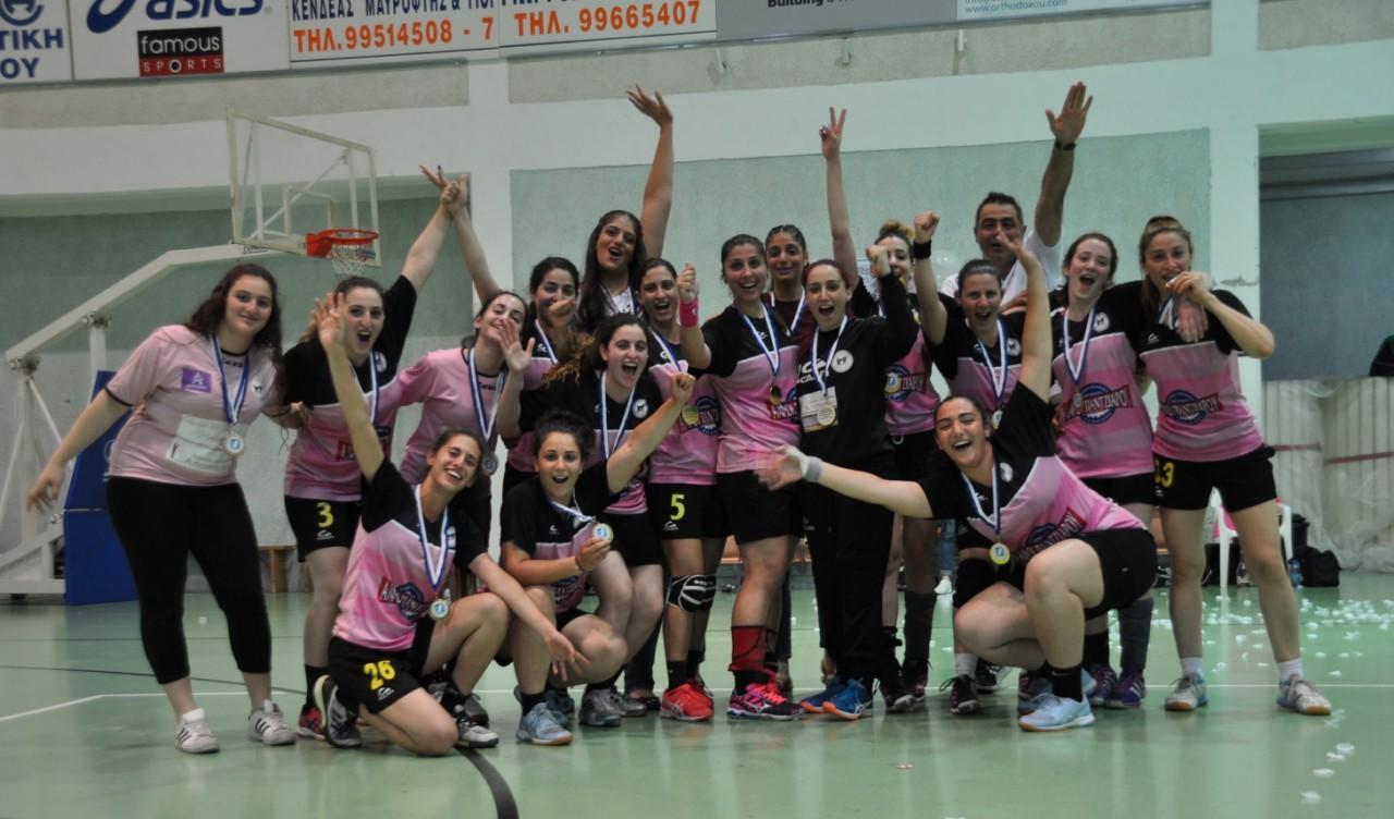 Οι ομάδες του Σωματείου Ε.Ν.Α. Αθηένου κατέκτησαν 4 πρωταθλήματα