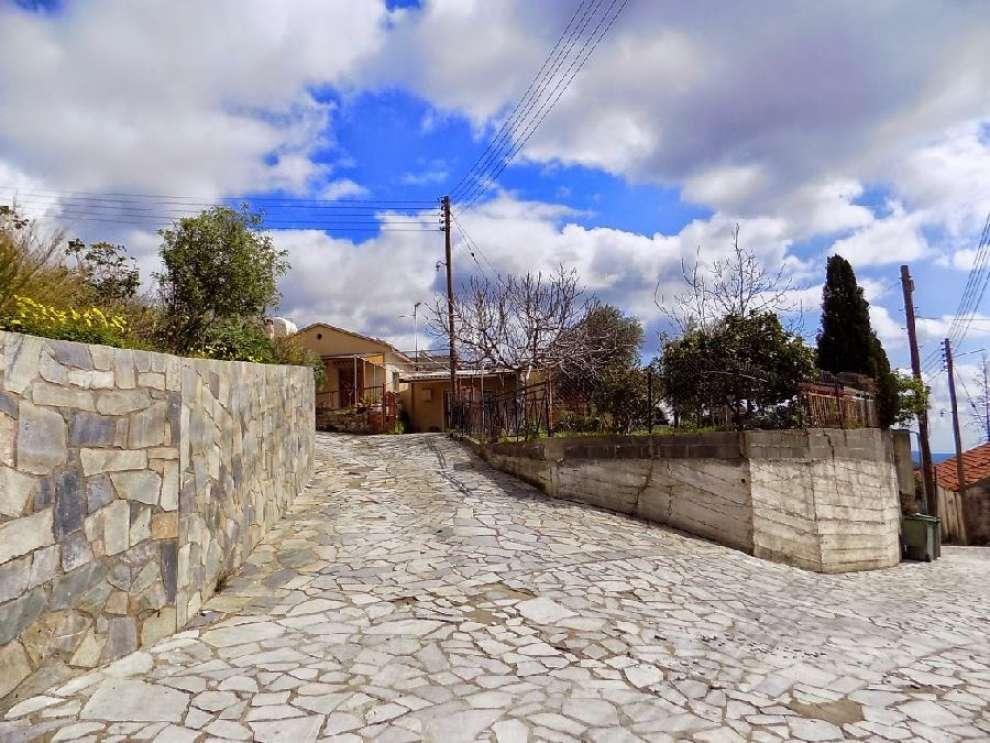 Το χωριό Μελίνη Λάρνακας