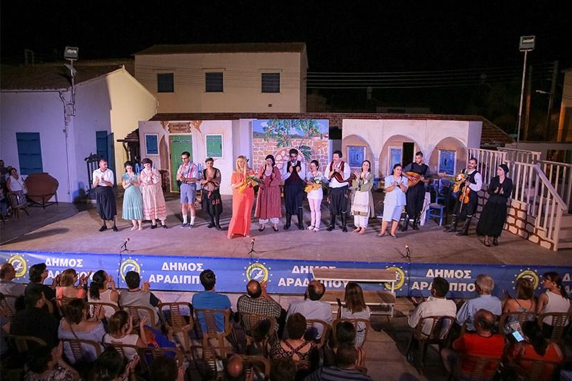 Έρχονται οι βραδιές πολιτισμού στον Δήμο Αραδίππου