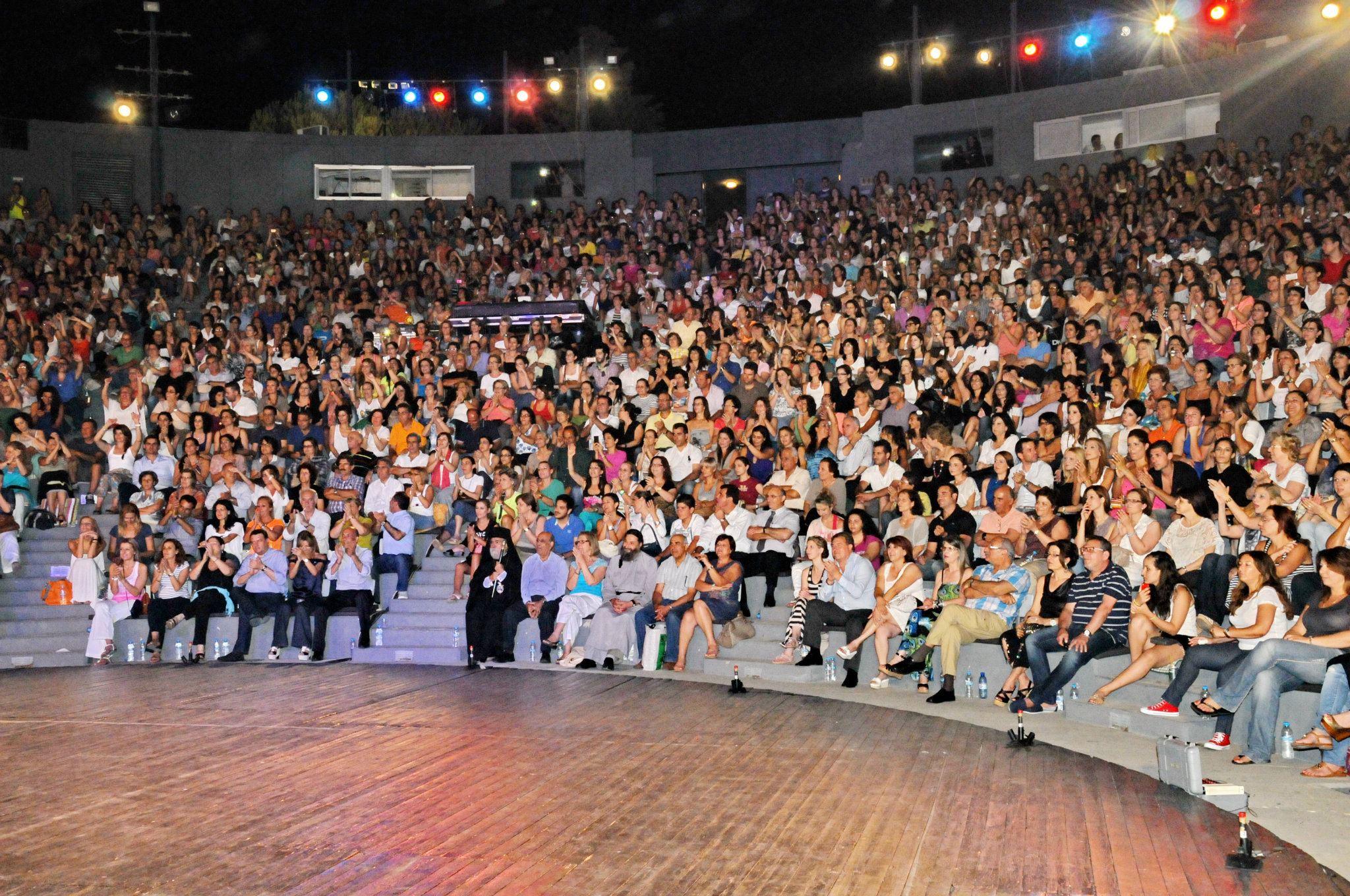 Έρχεται το Φεστιβάλ Λάρνακας με Μαραβέγια , Αδαμαντίδη και άλλες πολλές εκπλήξεις