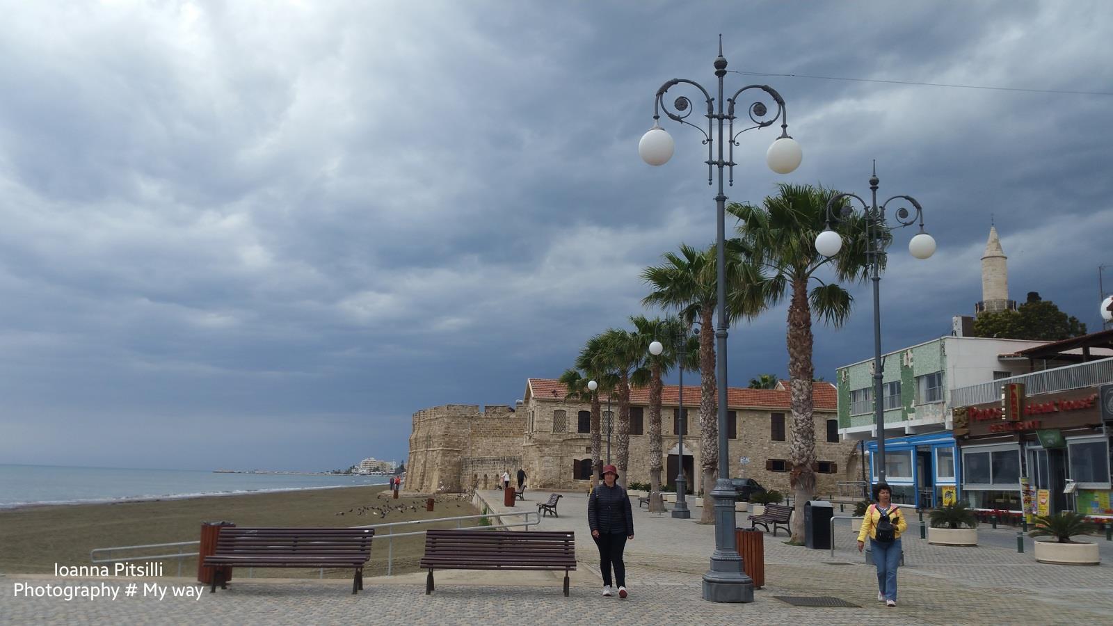 Βροχερό το απόγευμα-Πιθανό και το χαλάζι
