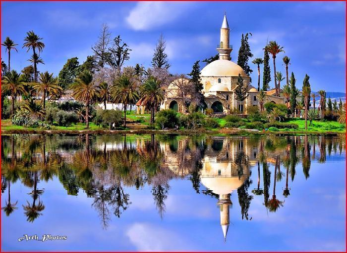 Κλειστό για τους επισκέπτες το τέμενος Χαλά Σουλτάν Τεκκέ