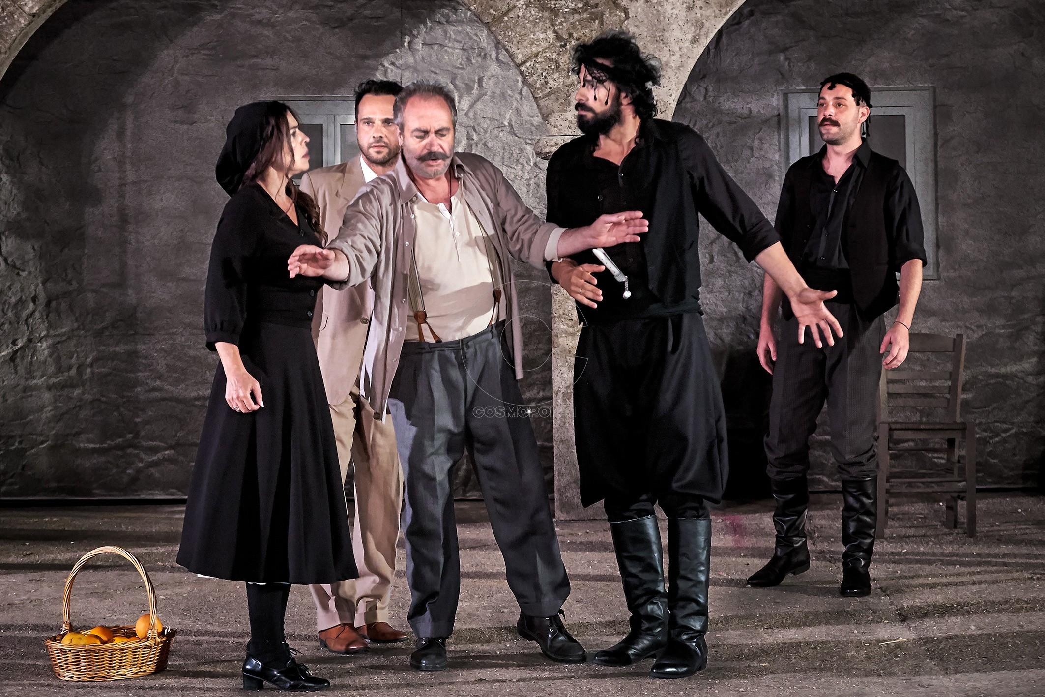 «Αλέξης Ζορμπάς» με τον Γρηγόρη Βαλτινό έρχεται στη Λάρνακα