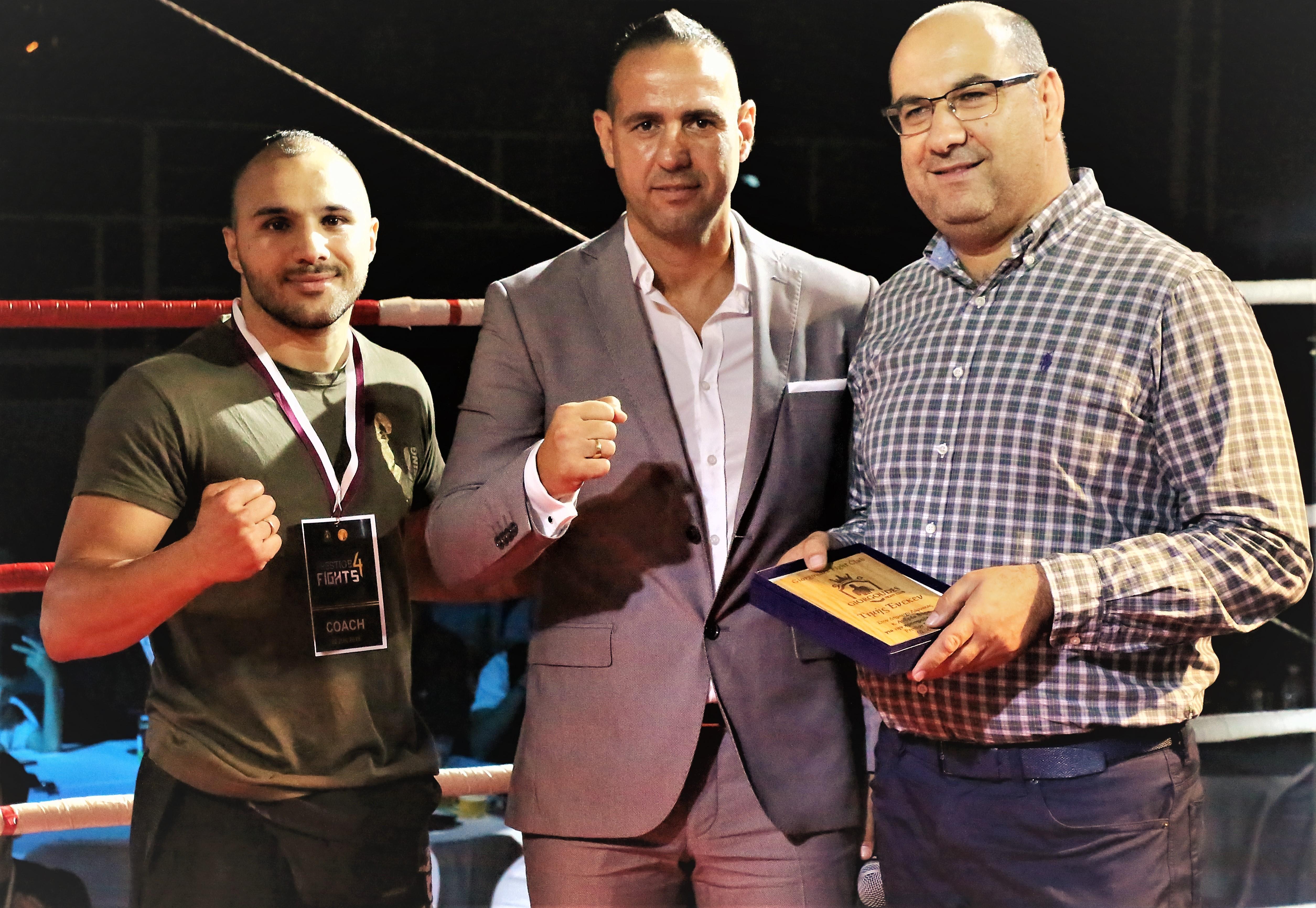 Ακόμα μια τεράστια επιτυχία για τα Prestige Fights! (pics)