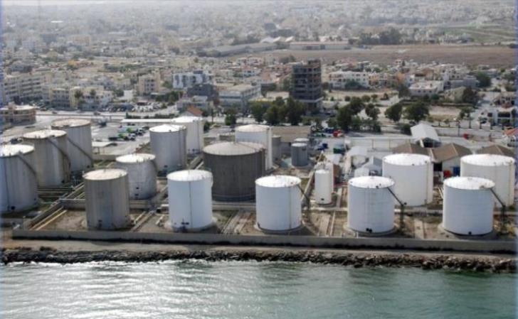 Λάρνακα: Πορεία για μετακίνηση εγκαταστάσεων πετρελαιοειδών