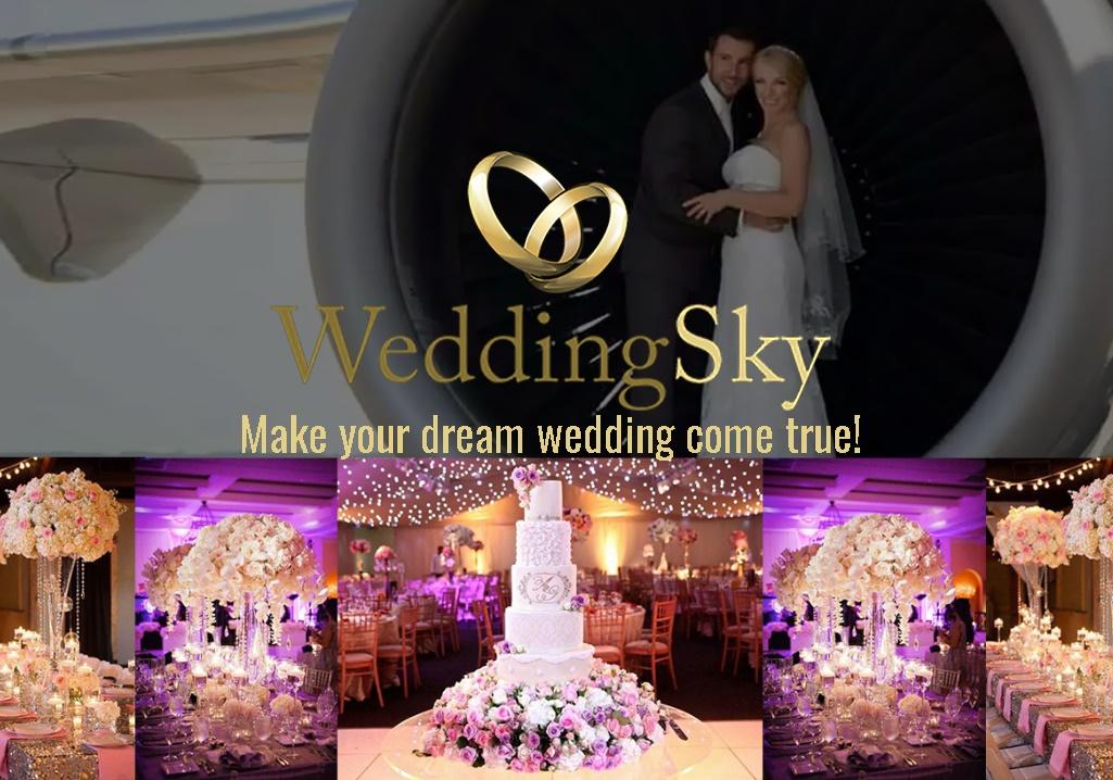 Η Wedding Sky κάνει τον ονειρικό γάμο πραγματικότητα!