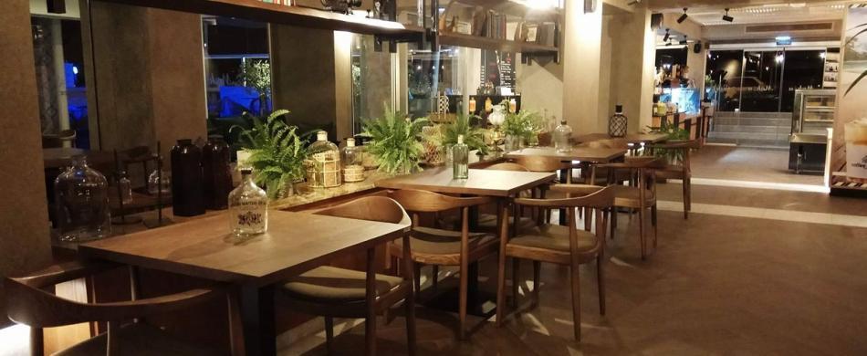 Makou, Coffee Berry, Da Vinci . Τρία ονόματα σε έναν ενιαίο χώρο στη Λάρνακα