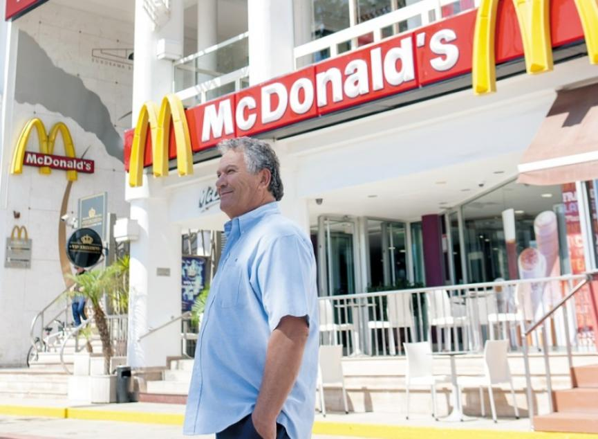 Γνωρίστε τον Managing Director της McDonald's Κύπρου