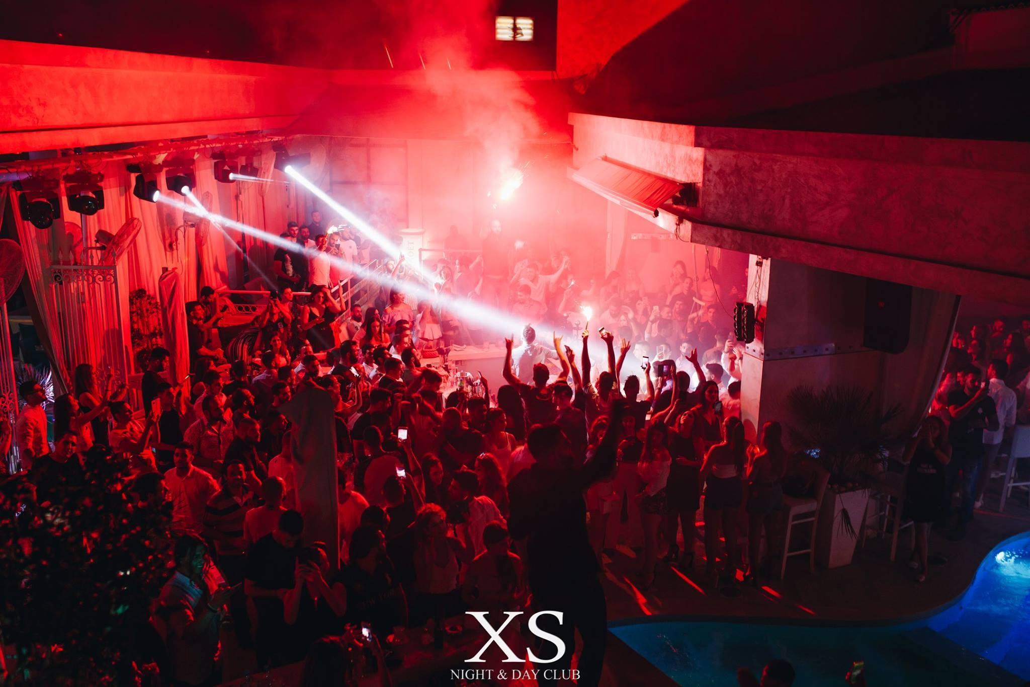 Έρχεται Σαββατοκύριακο φωτιά στο XS Night & Day Club (video)