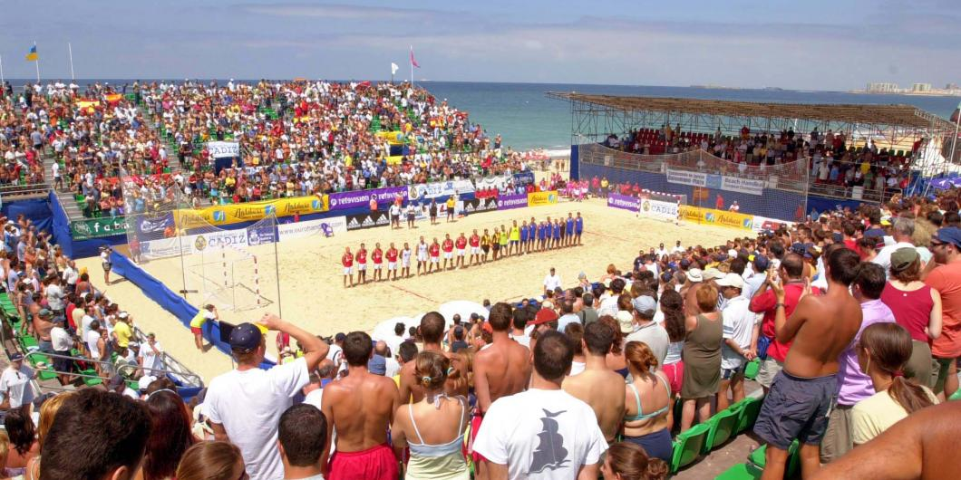 Ξεκινάει σήμερα αρχίζει το EBT Beach Handball Tournament 2018