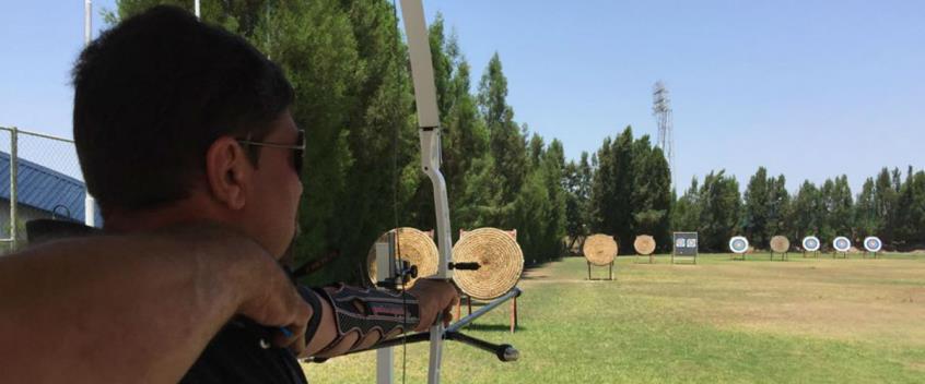Κύπριος τυφλός τοξοβόλος από την Ορμήδεια συμμετέχει για πρώτη φορά σε ευρωπαϊκούς αγώνες