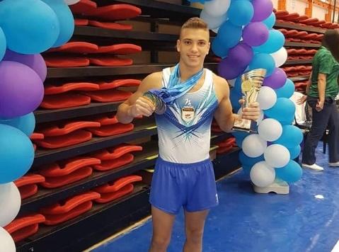 Ο Ηλίας Γεωργίου από τη Λάρνακα συνεχίζει να μας κάνει περήφανους – 2 χρυσά και 3 χάλκινα στο Ισραήλ