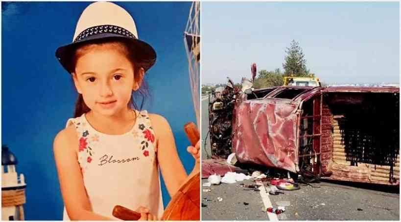 ΛΑΡΝΑΚΑ : Το δημόσιο 'ευχαριστώ' των γονιών της μικρής Μαρίας Χριστίνας