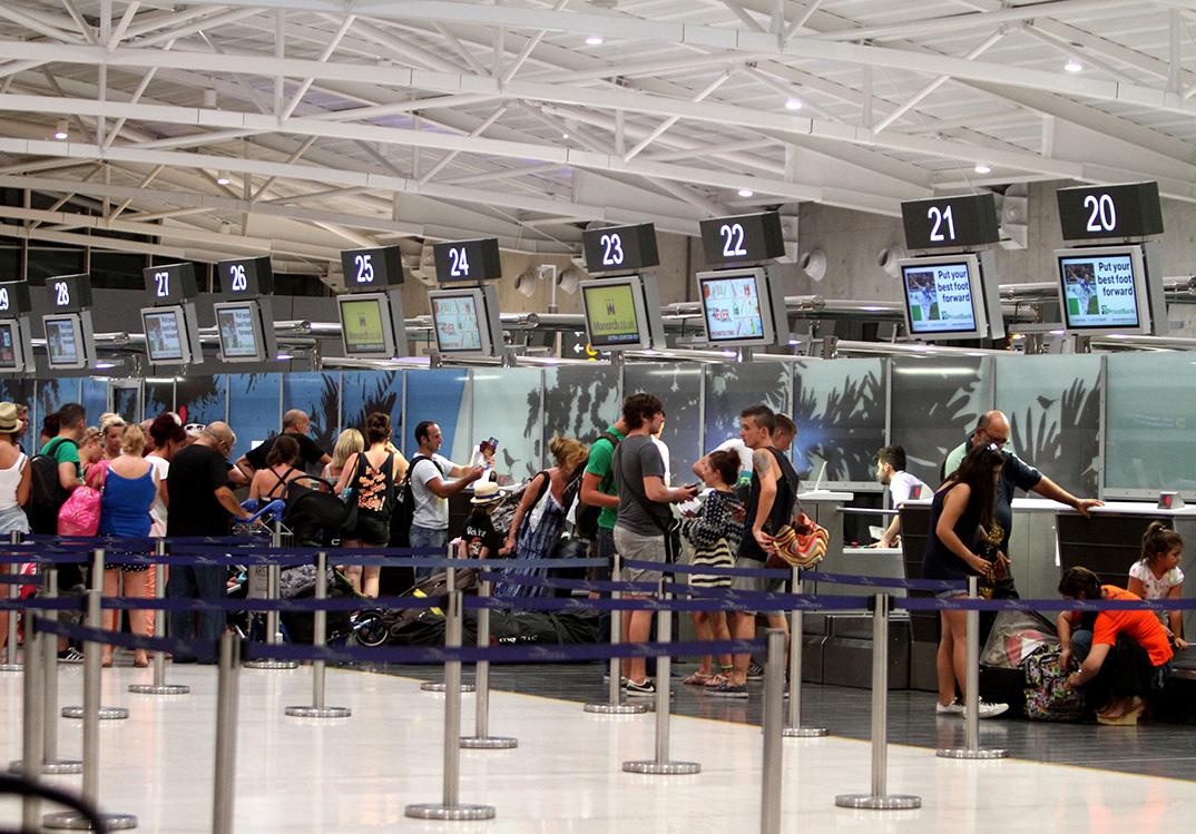 ΛΑΡΝΑΚΑ: Προσπάθησε να ταξιδέψει με κλεμμένο διαβατήριο