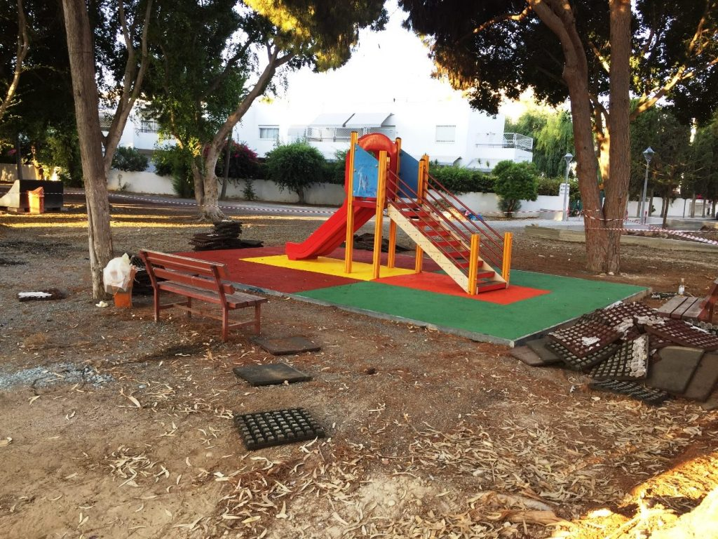 Έρχεται παιδότοπος στο Πάρκο παρά την εκκλησία Παναγίας Φανερωμένης