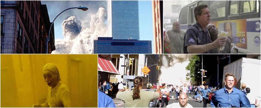 Δεκαεπτά χρόνια από τη μέρα που πάγωσε ο κόσμος – Η πτώση των δίδυμων πύργων