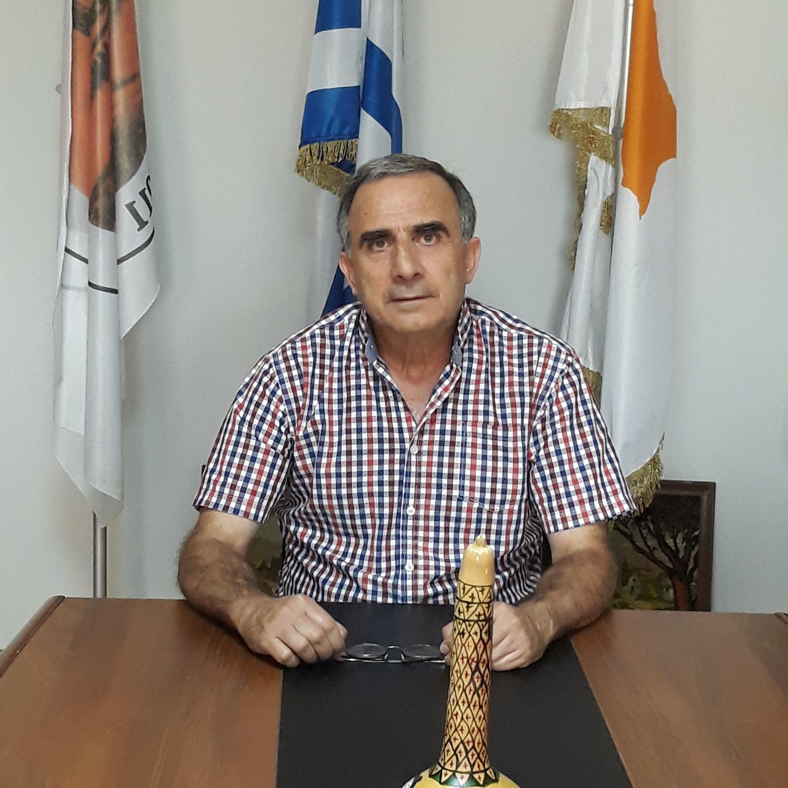 Συνέντευξη Δημάρχου Λιβαδιών Μάριου Αρμένη στο Larnaka Online