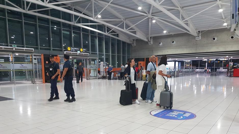 ΛΑΡΝΑΚΑ : 56χρονος ξεψύχησε στο Αεροδρόμιο