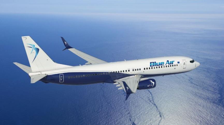 Εισιτήρια από €16,99 «ρίχνει» στην αγορά η Blue Air