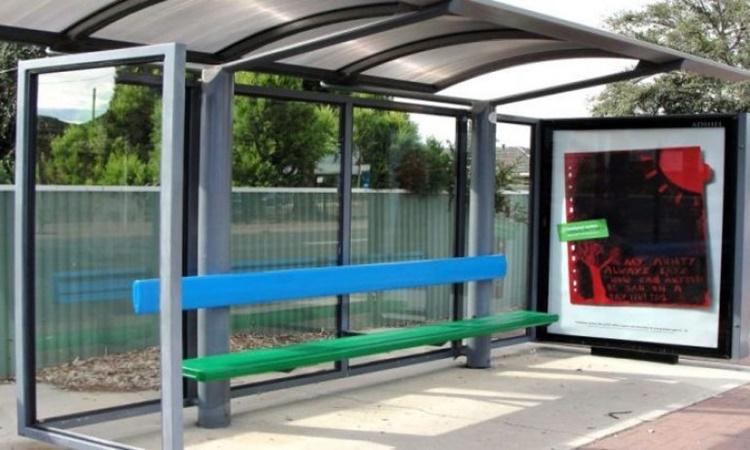 Καινούργια στέγαστρα λεωφορείων στην Αθηένου, Αβδελλερό, Τρούλλους και Κελιά