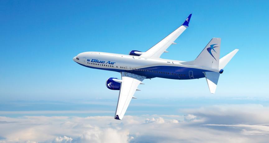 Blue Air: Ζητεί για πρόσληψη αεροσυνοδούς