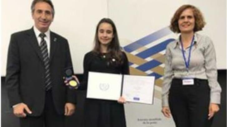 Διαβάστε το συγκινητικό γράμμα της Χαράς Φωκά του Γυμνασίου Δροσιάς Λάρνακας που πήρε το πρώτο βραβείο