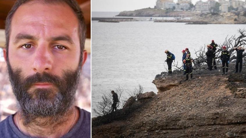Συγκλονίζει ο πυροσβέστης που έχασε γυναίκα και παιδί στο Μάτι: «Κάθε μέρα ψάχνω το αν…»