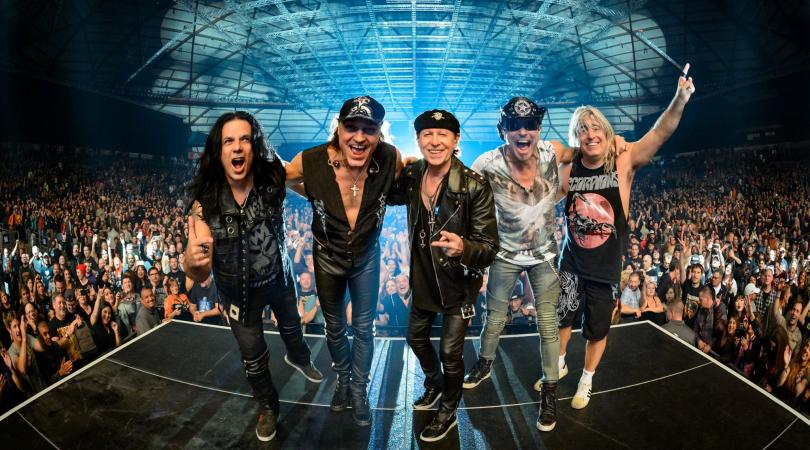 Οι Scorpions έρχονται στην Κύπρο