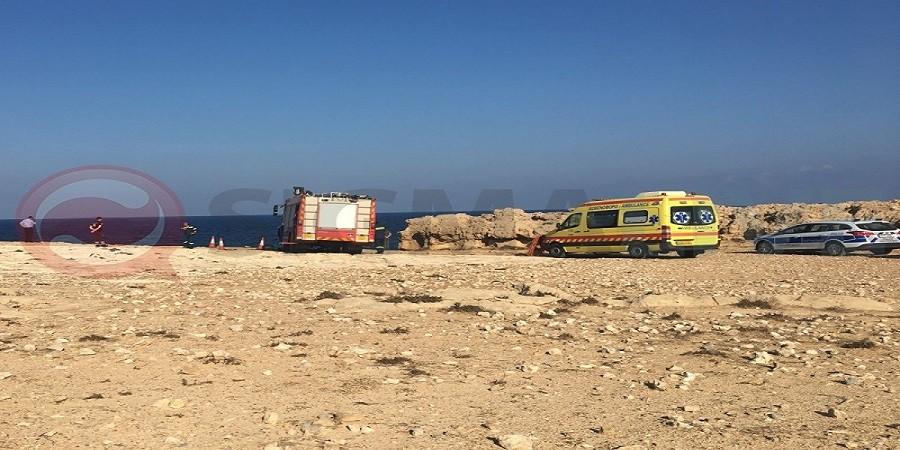 Τραγωδία/Αγ.Νάπα: Όχημα έπεσε σε θάλασσα – Νεκρή η οδηγός (pic)