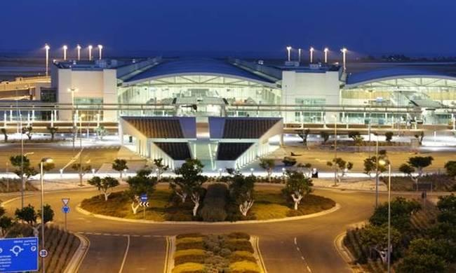 """""""Άσκηση Αστυνομίας στο αεροδρόμιο Λάρνακας"""""""