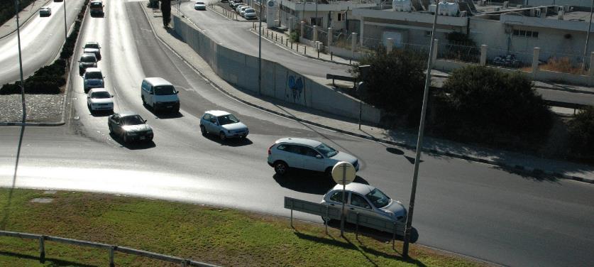 Αποκοπές σε δρόμους Λάρνακας και Λεμεσού
