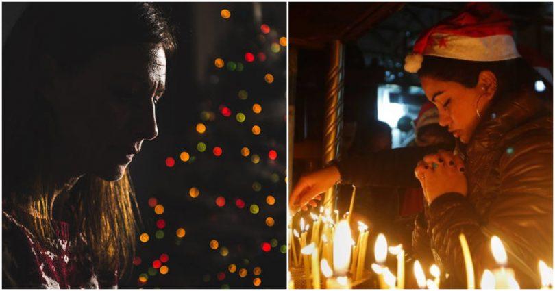 Τα Χριστούγεννα όσοι «έφυγαν» σου λείπουν πιο πολύ