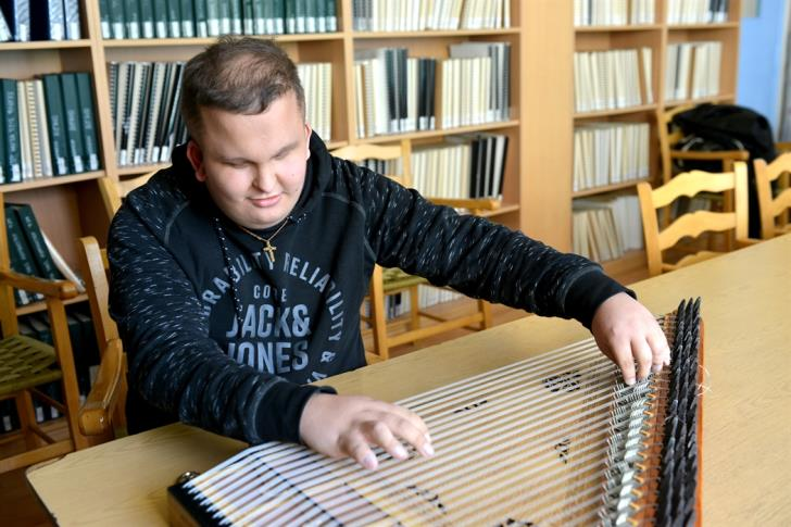Ψηλαφίζοντας τη μουσική – Τα όνειρα ενός τυφλού δεν σβήνουν