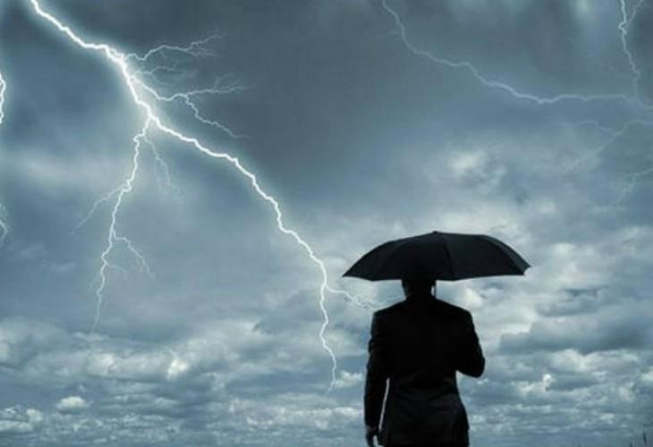 Έκτακτο: Ανανέωση κίτρινης προειδοποίησης – Ισχυρές καταιγίδες