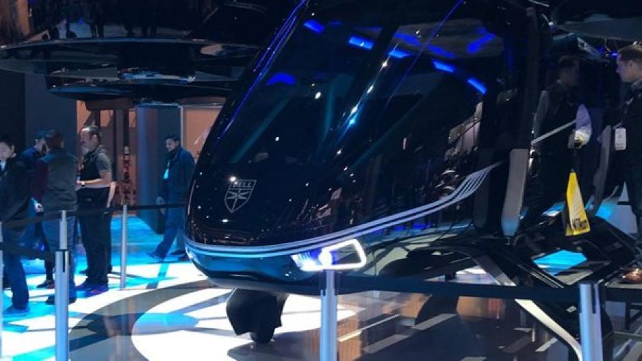 Το μέλλον στα ΜΜΜ: Έρχονται τα ιπτάμενα ταξί (βίντεο)