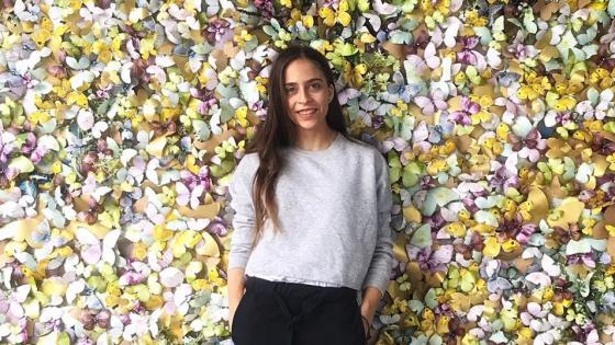 Μαρία Αριστείδου: Μεταμορφώνει κόλλες χαρτί σε εντυπωσιακές πεταλούδες! (ΒΙΝΤΕΟ)